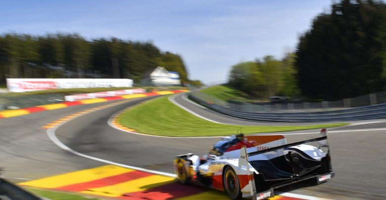 WEC 6 Hours of Spa