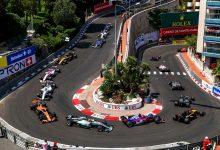 GP Monako kwalifikacje live