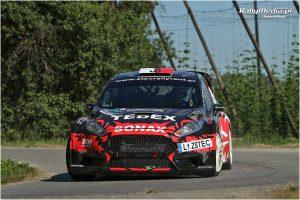 Filip Nivette, Kamil Heller, Ford Fiesta Proto, Rajd Nadwiślański 2018, RSMP, rajdy samochodowe, rally
