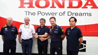 Honda-Red Bull