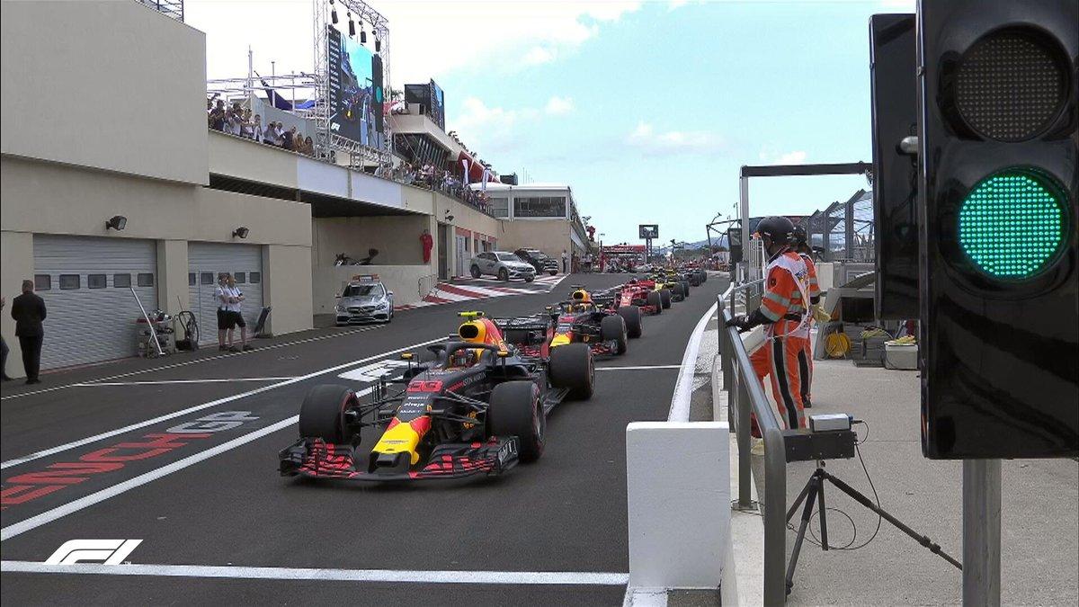 Kwalifikacje GP Francji