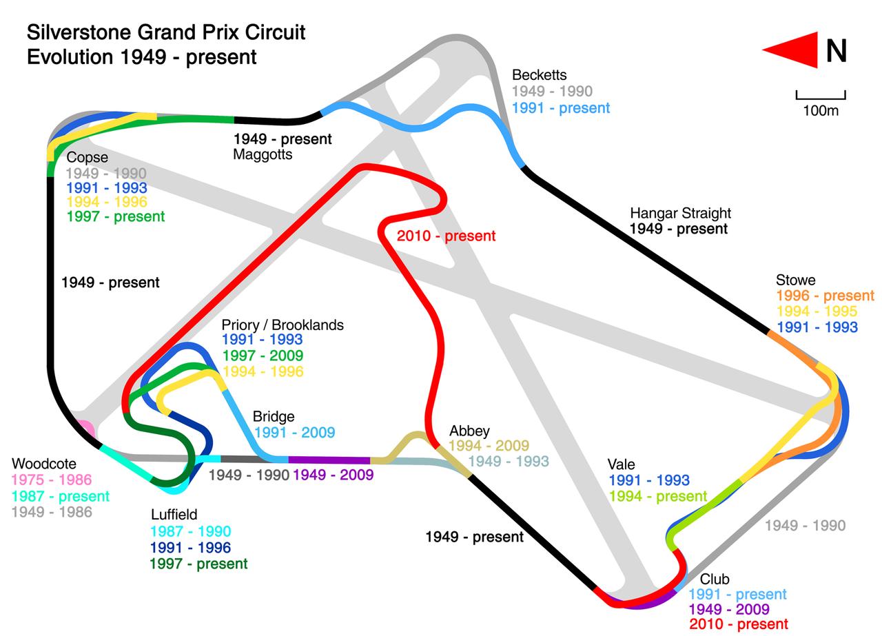 GP Wielkiej Brytanii 2018