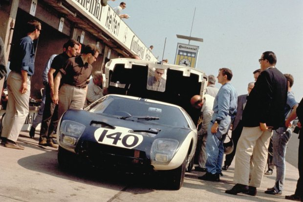 Le Mans - Ford GT 1964