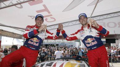 Sebastien Ogier Citroen Racing