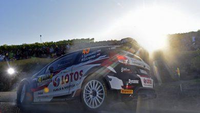 Kajetan Kajetanowicz - WRC2 OS3 Rajd Turcji 2018