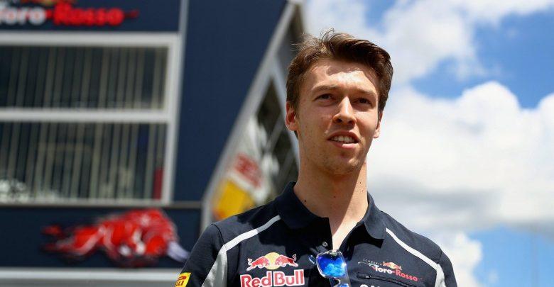 Danił Kvyat Toro Rosso