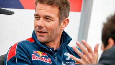 Sebastien Loeb - pojedzie Rajd Dakar 2019