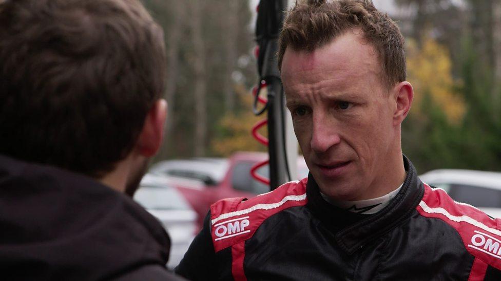 Kris Meeke - Toyota Gazoo Racing