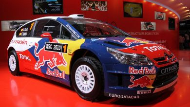 Citroen Racing - Red Bull