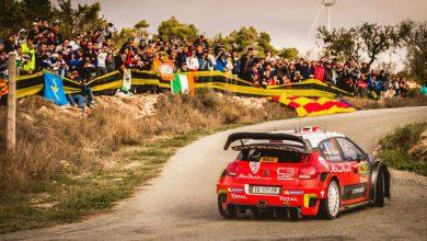 Rajd Katalonii 2018 - Citroen C3 WRC