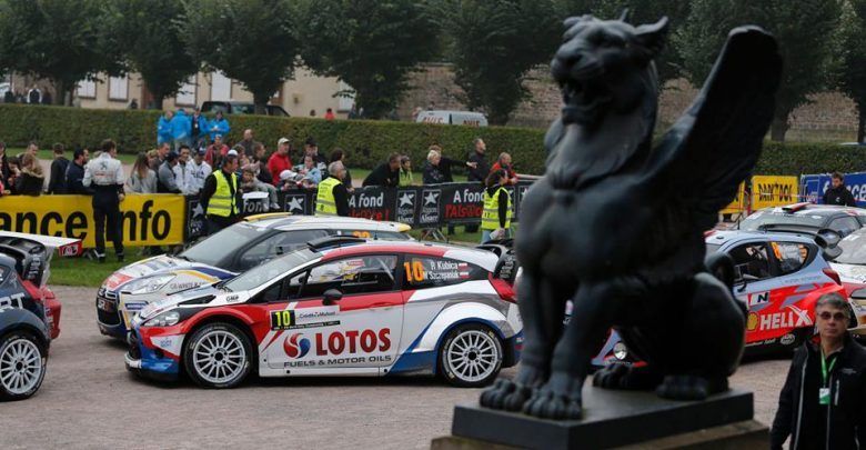 Robert Kubica i Lotos