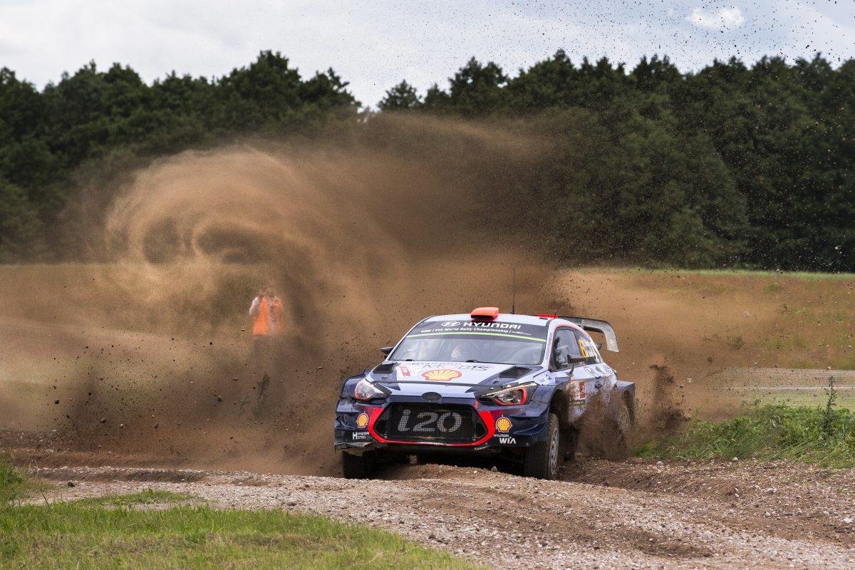 Promotor WRC