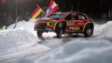 WRC2 - Mads Ostberg