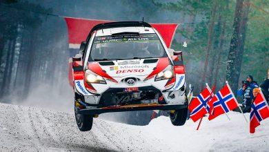 OS13 Rajd Szwecji 2019