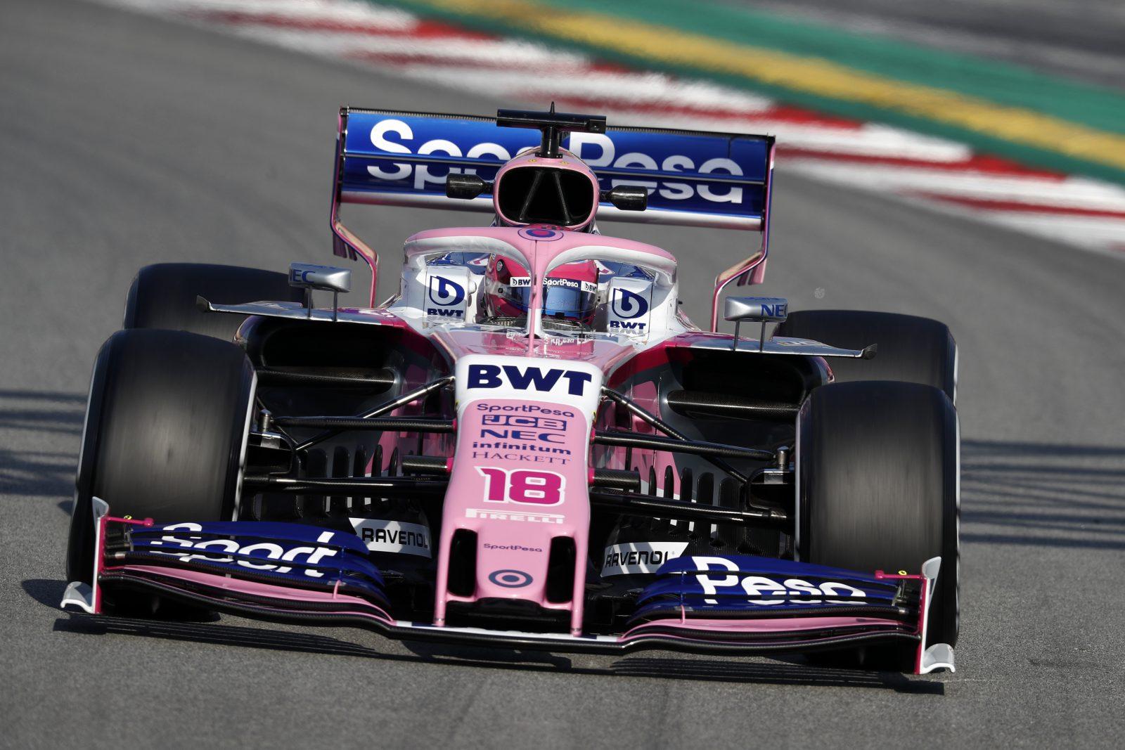 Racing Point F1 - Stroll