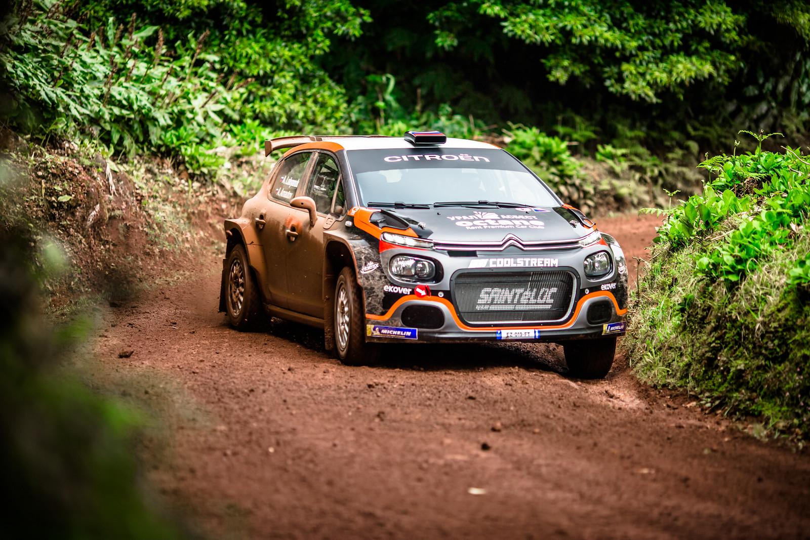 Alexey Lukyanuk - Testy Rally Azories 2019 - Testy przed Rajdem Azorów
