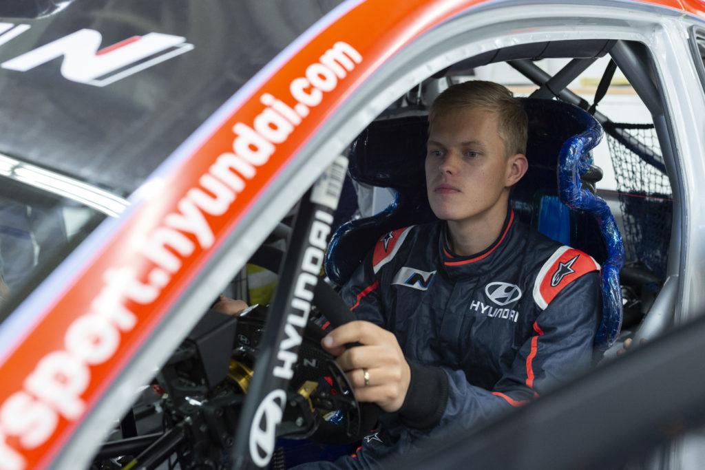 Ott Tanak Hyundai Motorsport