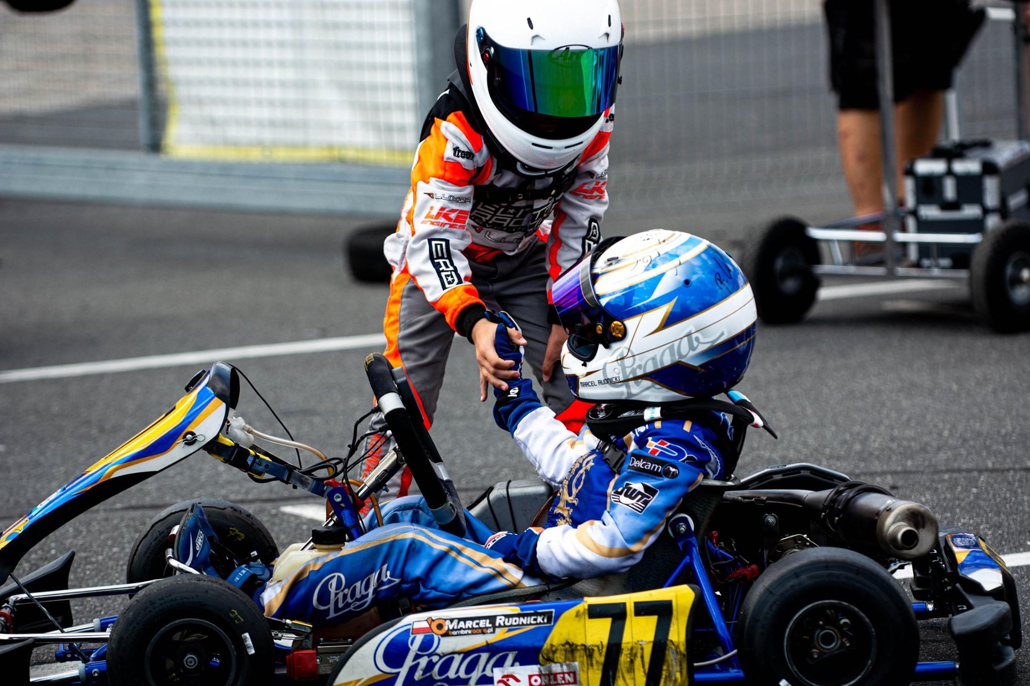 Marcel Rudnicki - Bambini Racing - karting