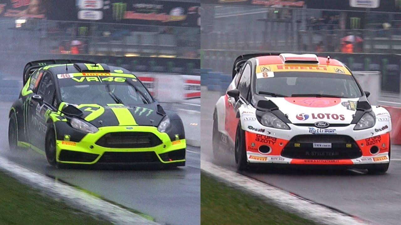 VIDEO: Valentino Rossi Vs. Robert Kubica - 2014 Monza ...