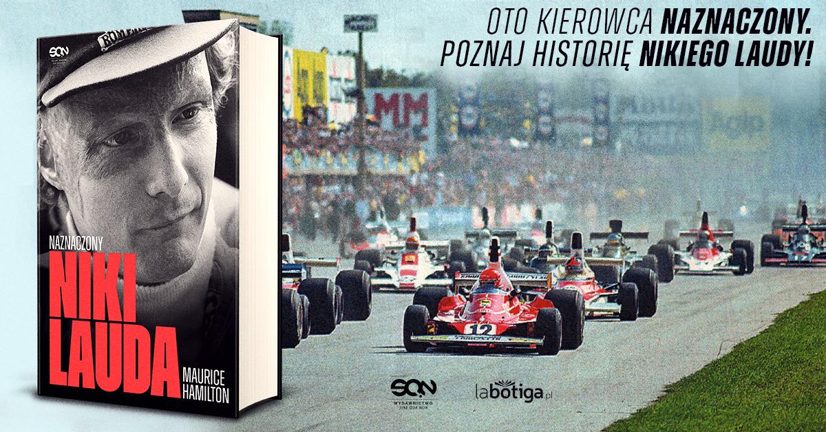 Naznaczony Niki Lauda