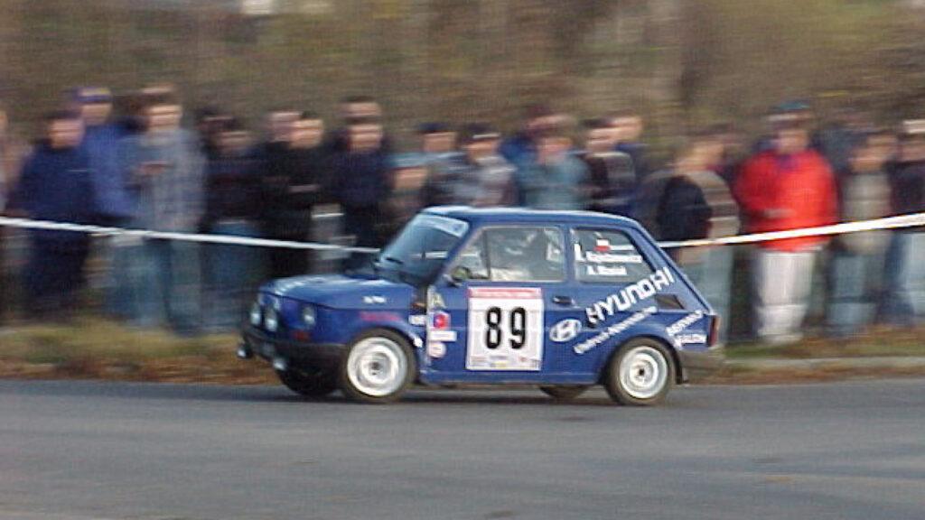 Kajetan Kajetanowicz - Fiat 126p
