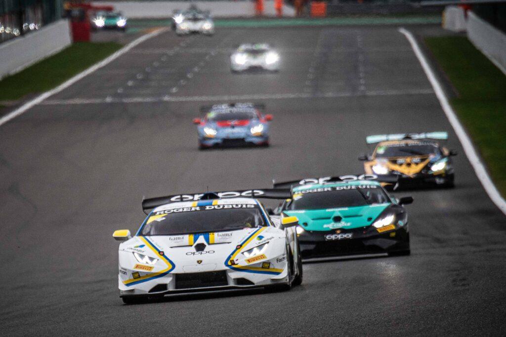 Karol Basz - Lamborghini Super Trofeo Europe