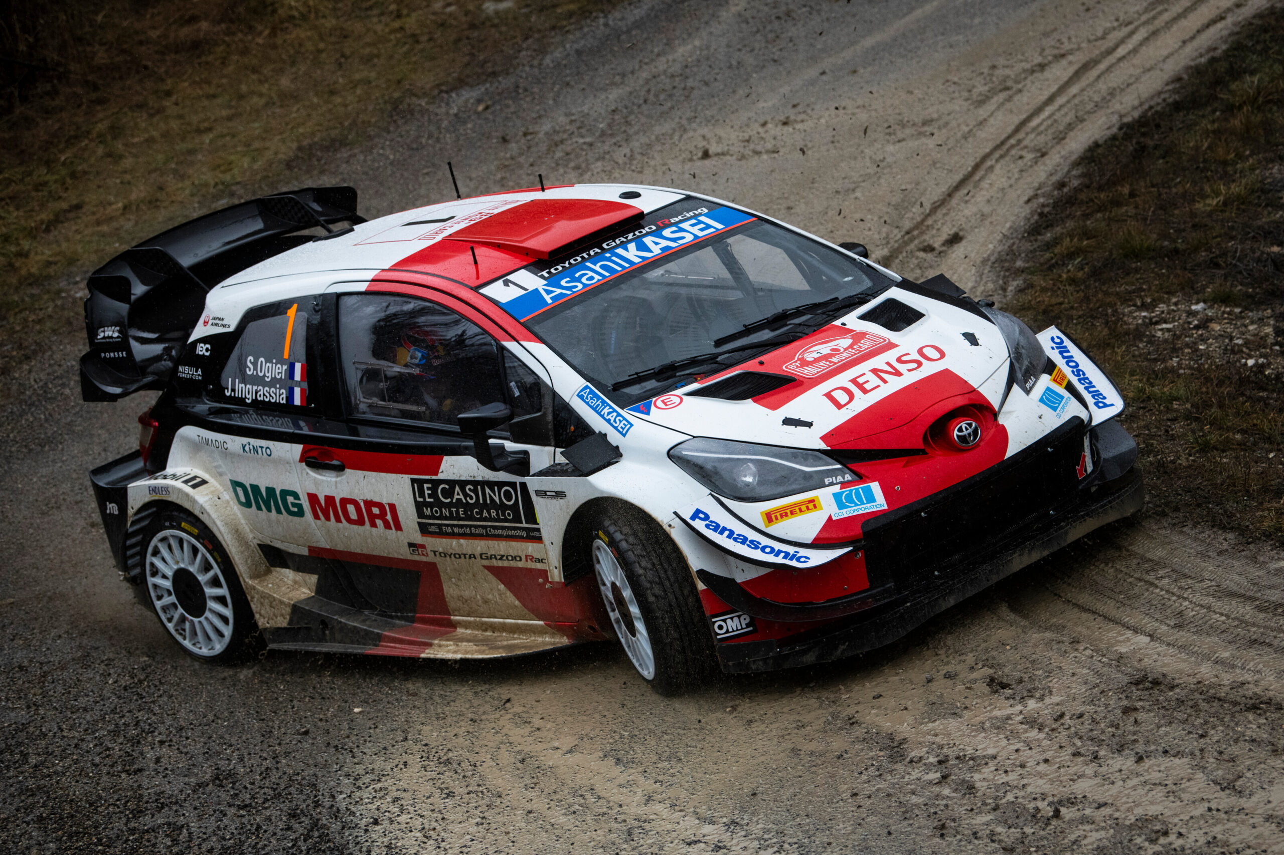 OS10 Rajd Monte-Carlo