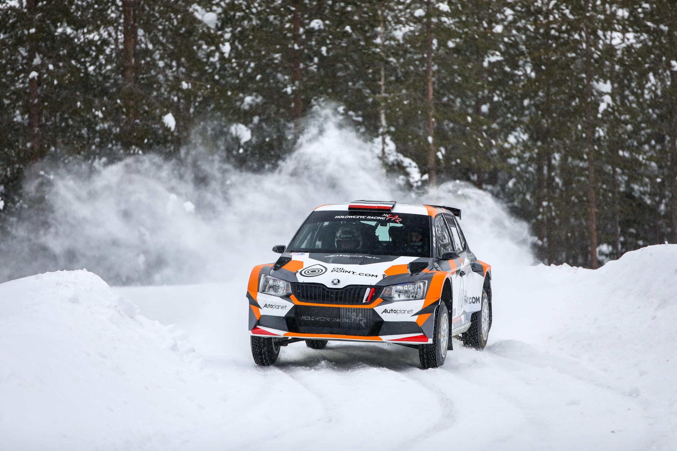 Adrian Chwietczuk WRC