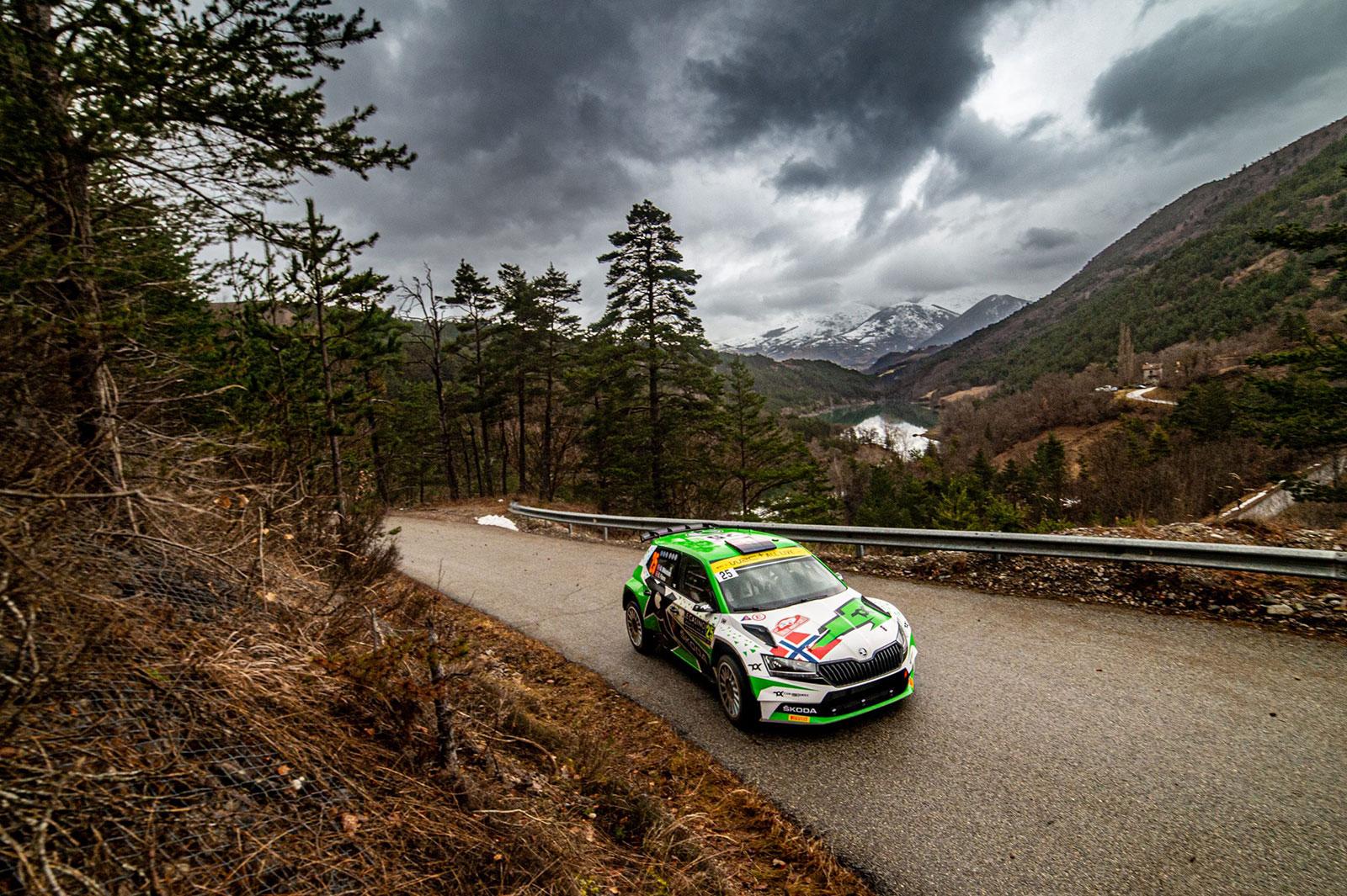 Skoda Motorsport - Andreas Mikkelsen