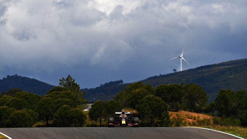 RBR, GP Portugalii 2021