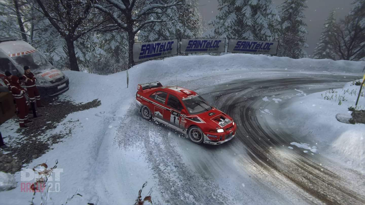 Dirt Rally 2.0 Cup