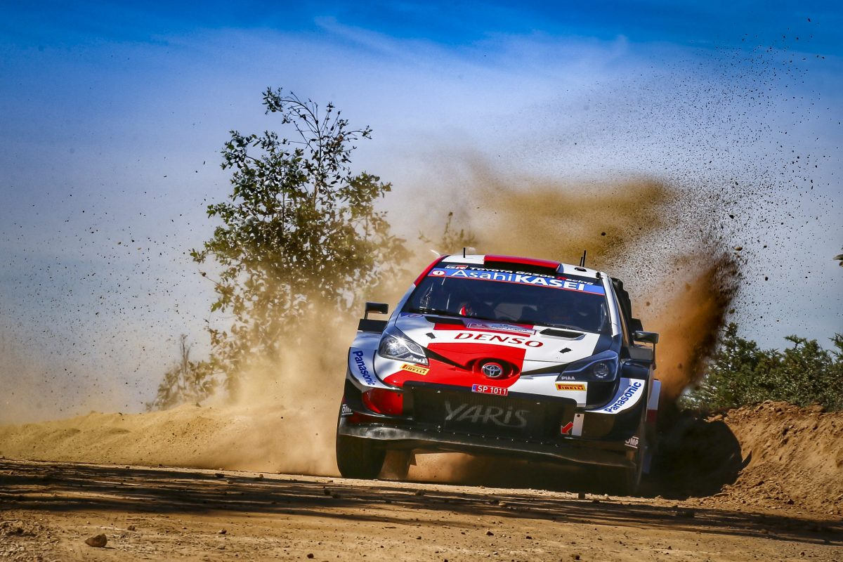 2021 FIA World Rally Championship / Round 04 / Rally Portugal / 20th-23rd May, 20211 // Worldwide Copyright Evans