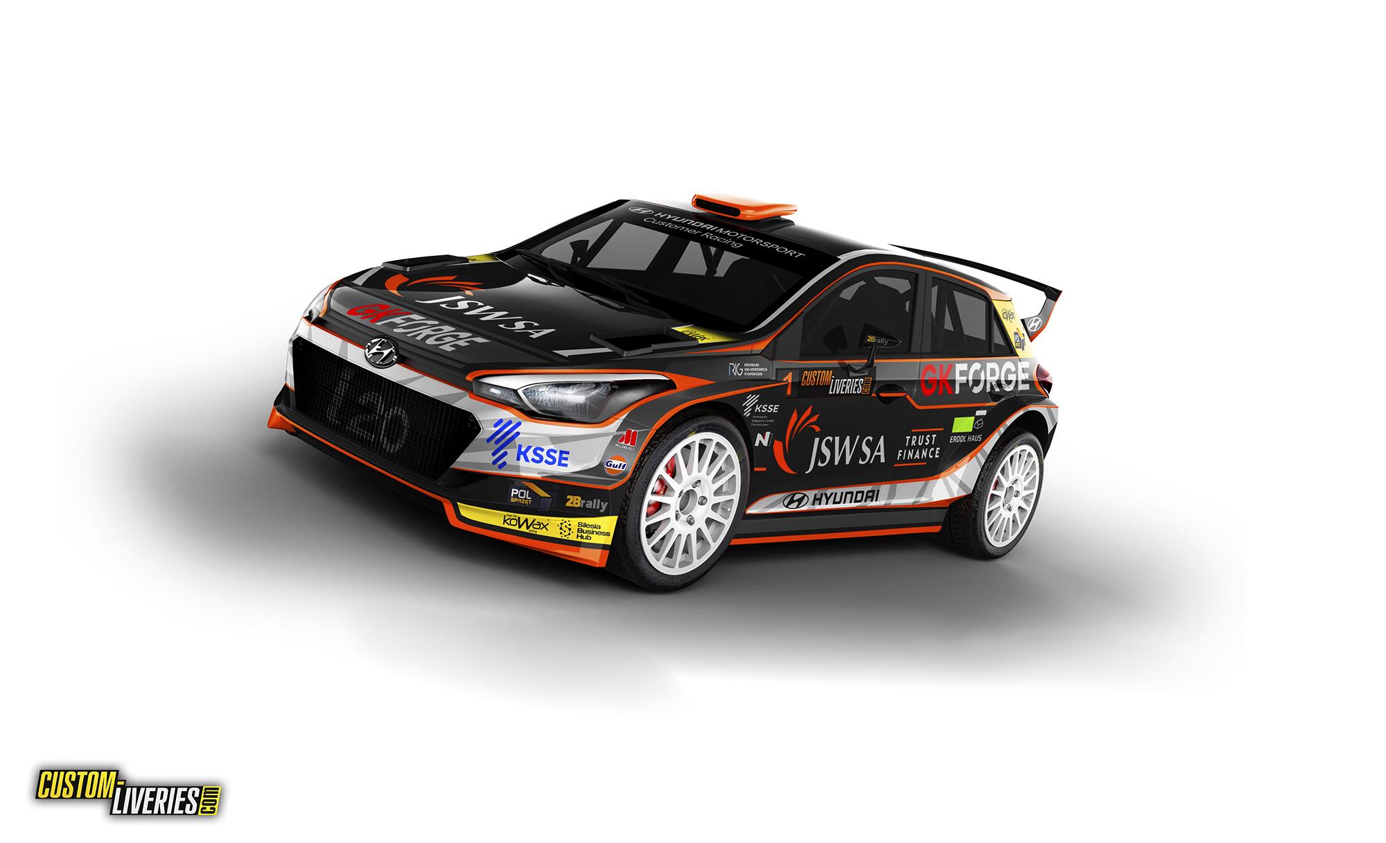 Hyundai Poland Racing Szeja