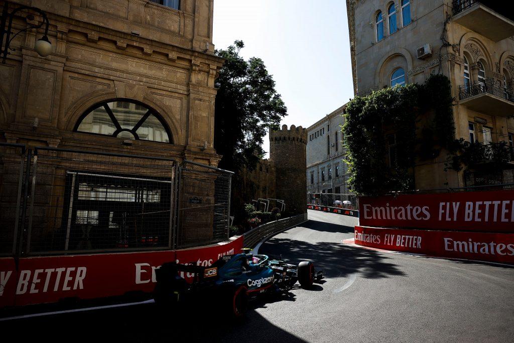 GP Azerbejdżanu, Vettel