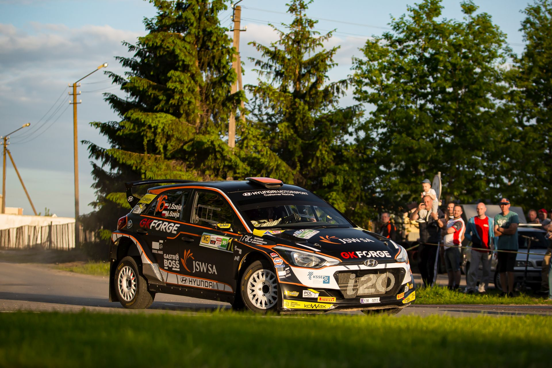 Szeja Rally Team