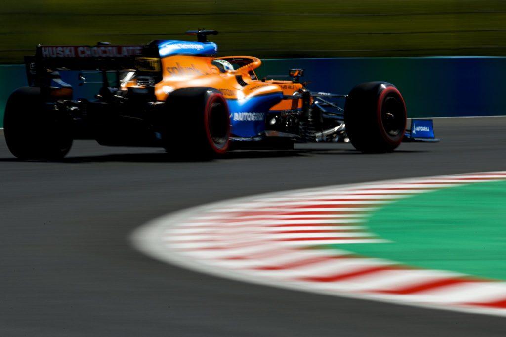 GP Węgier, McLaren