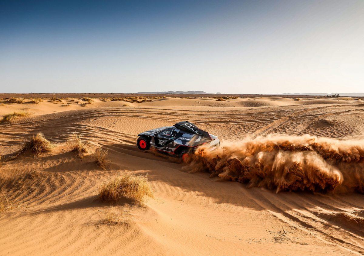 Audi RS Q e-tron Audi Sport